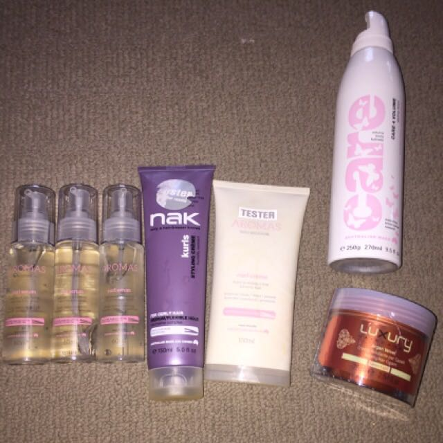 Nak Hair Products