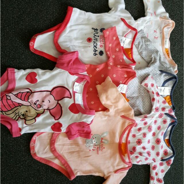 New Born Girl Clothes