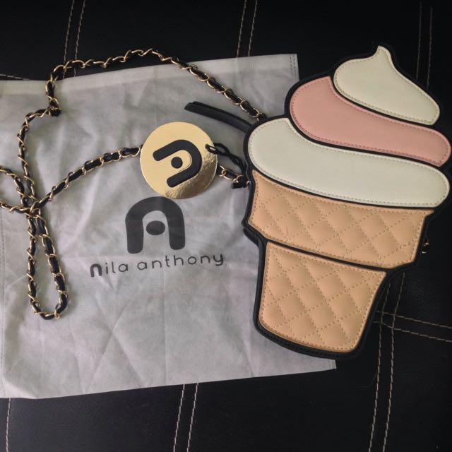 Nila Anthony Ice Cream Sling Bag