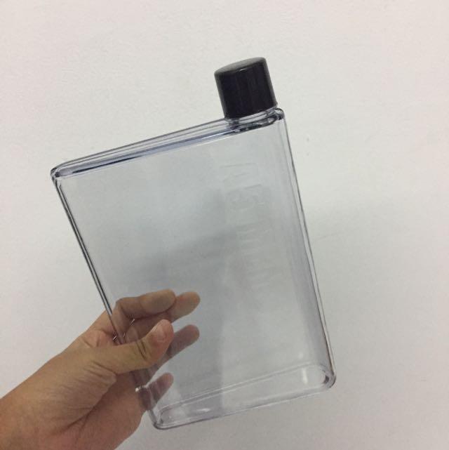 note bottle a5
