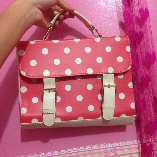 Polkadots Bag