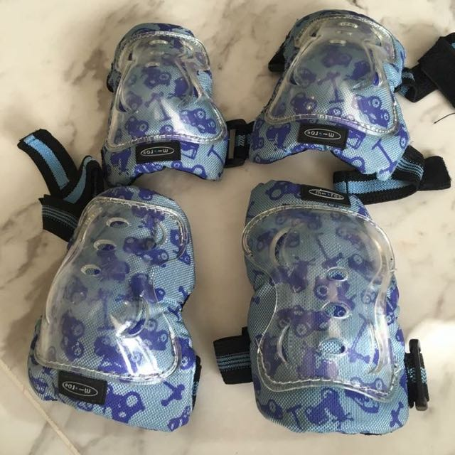 Sets Of Elbow And Knee Pads