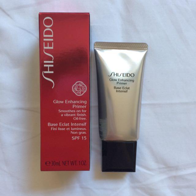 Shiseido Primer 50%off