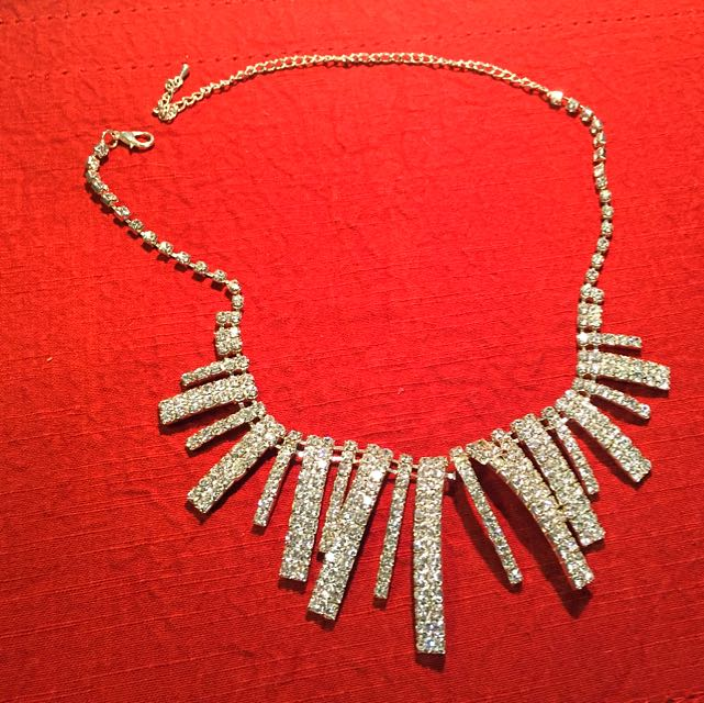Versace Diamond Necklace (replica)