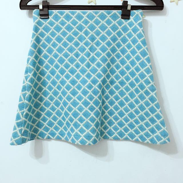 Zara休閒短裙