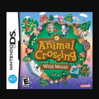 WTB Animal Crossing Wild World