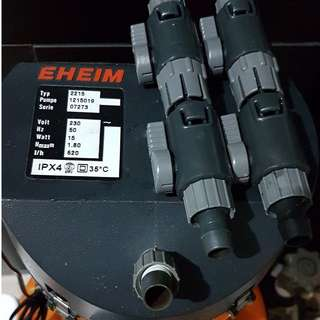EHIEM 2215 (main Unit only with media)