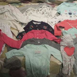 Lot Of Clothes 3 Months