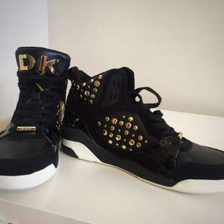 DKNY High Top Shoes