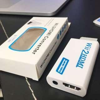 Wii2HDMI Converter Wii遊戲機專用HDMI轉接