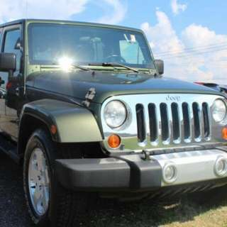 08 Jeep Wrangler unlimited