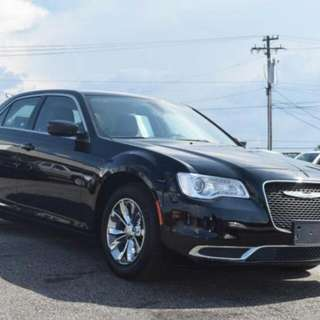 15 Chrysler 300