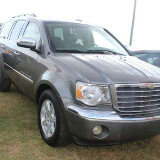 07 Chrysler Aspen