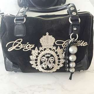 Juicy Couture Mini Duffle Purse