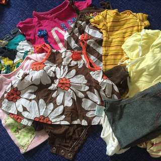 Take All newborn to 3M Baby Girl Clothes