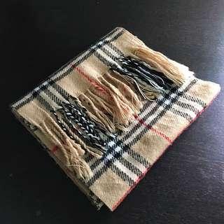 Burberry Imitation Wool Scarf