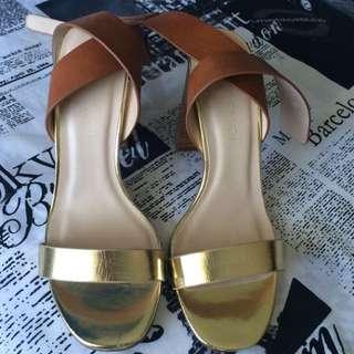 👡 Forever New Strap Heels 👡