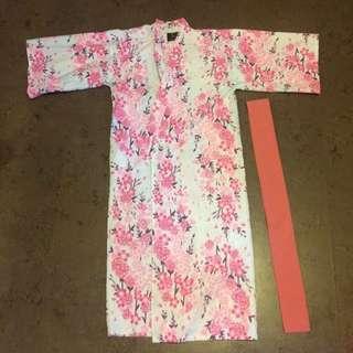 Cherry Blossom Kimono (from Japan)