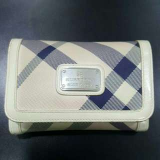 *OFFER* Burberry Blue Label Limited Edition Ladies Wallet