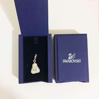 Swarovski Pear Charm