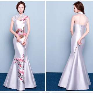 Gown Collection - Modified version of CheongSam