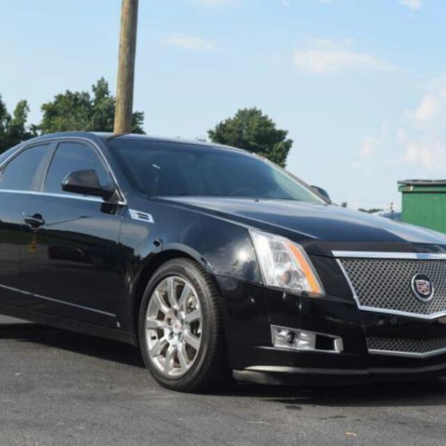 09 Cadillac CTS
