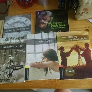 二手教科書-大一英文用書/讀本