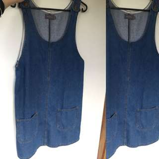Denim Dress Size 10