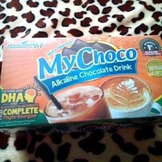 My Choco Alkaline Chocolate Drink