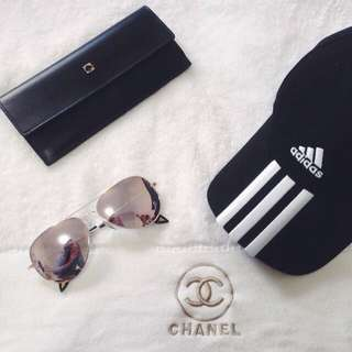 Denisa Sunglasses/Adidas Cap
