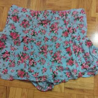 Forever 21 High Waisted Small Shorts
