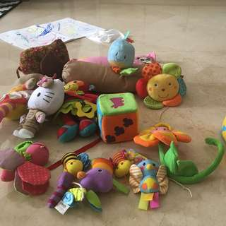 Toys For Babies Or Young Toddlers