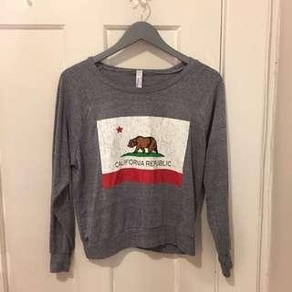 California Republic Long Sleeve Shirt