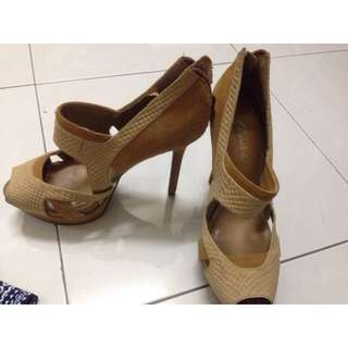 Chales & Keith Heels