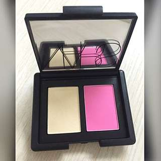 NARS Blush Duo in Hungry Heart/Desire 腮紅 雙色胭脂