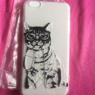 iPhone 6+ Cat Phone Case