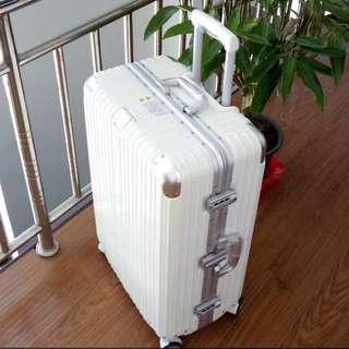 鋁框合金行李箱 喼