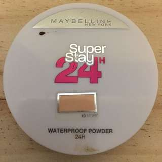 Maybelline Super Stay Powder Foundation