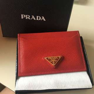 Prada Namecard Holder