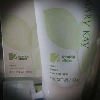 Mary Kay Step 2mask