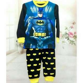 (Nett Price) Batman Sleepwear