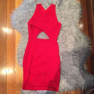 Designed Dress Fit Size 4-6-8
