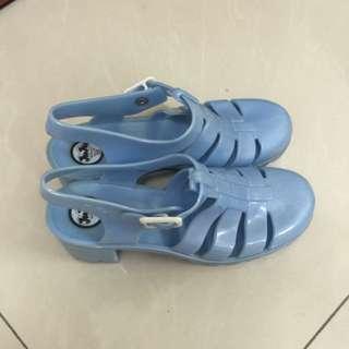 Juju果凍雨鞋