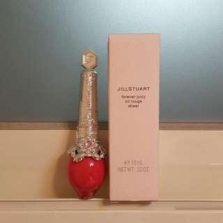(已訂)Jill Stuart 櫻桃漾唇彩 01鮮豔紅莓