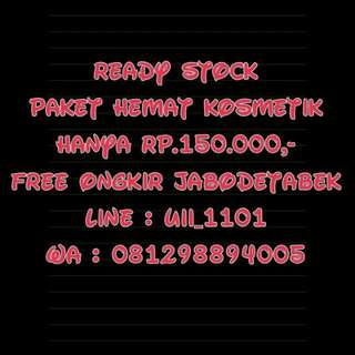 Ready Stock Makeup