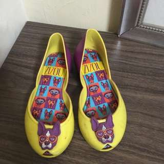 Zizou Jelly Shoes For Girls