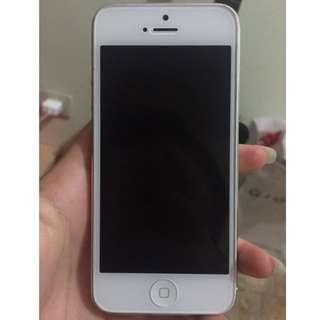 保留中  iPhone 5 64G