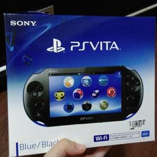 PSV 2007 wifi版 藍色