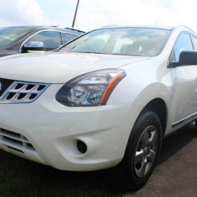 15 Nissan Rouge