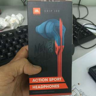 Jbl Grip 100 Action Sport Earphone